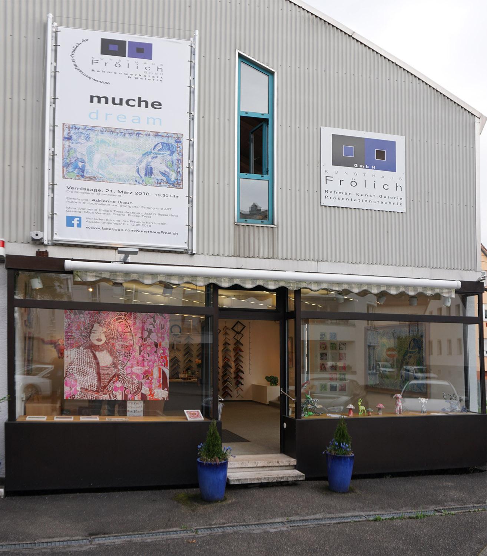 Ausstellung Kunsthaus Frölich
