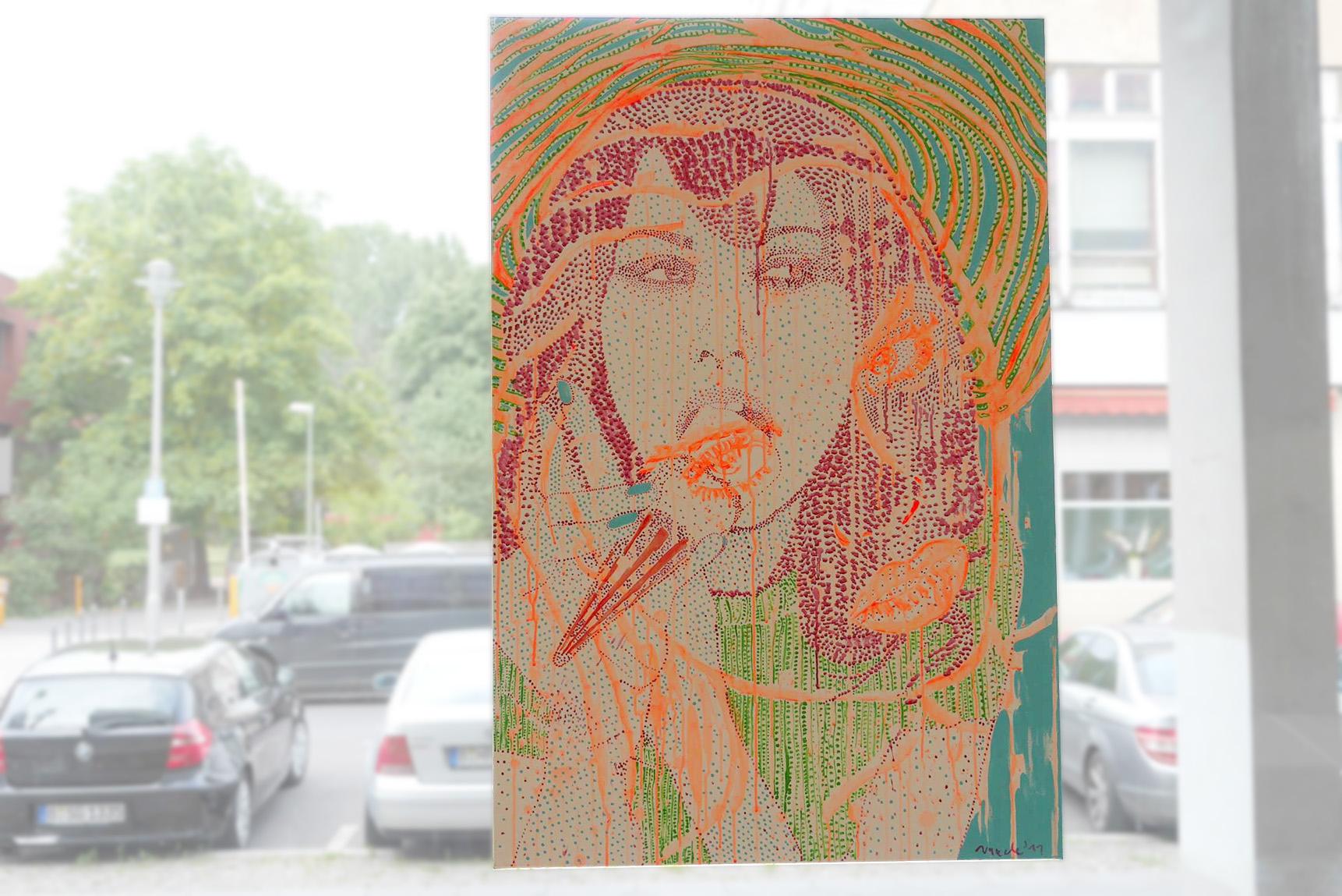 Kunstausstellung Berlin Mitte