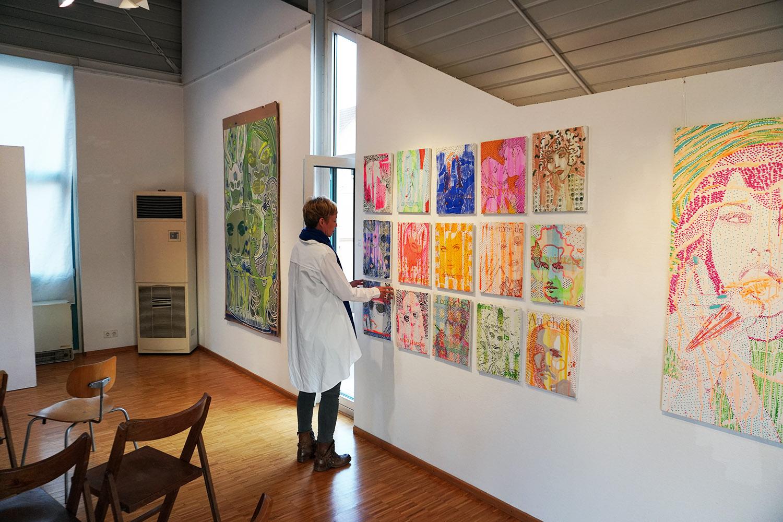 "Ausstellung ""dream""_II"